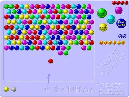 пузырьки играть онлайн