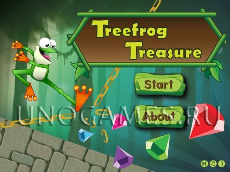 Treefrog Treasure скриншот