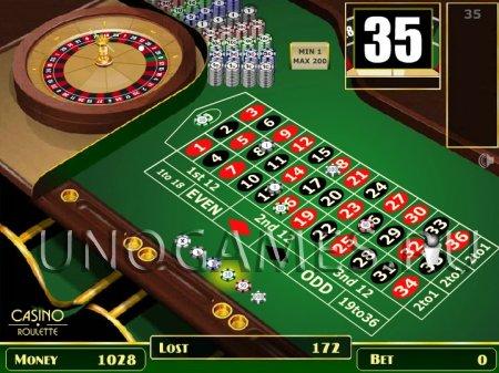 Рулетка флеш онлайн казино в черногории авала