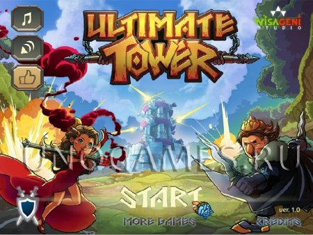 Ultimate Tower скриншот
