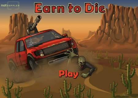 Earn to Die скриншот
