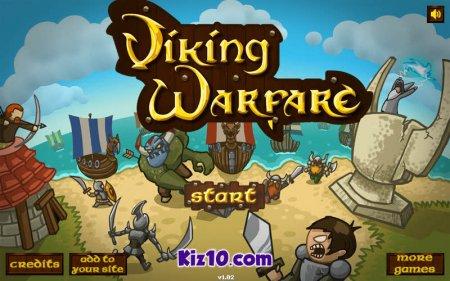 Игра война викингов онлайн о