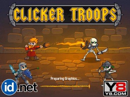 Играть онлайн бесплатно в кликер золота