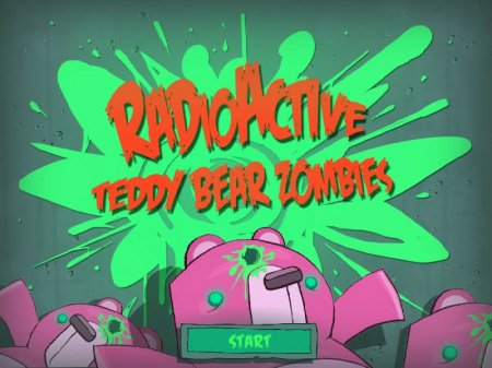 Teddy Bear Zombies скриншот