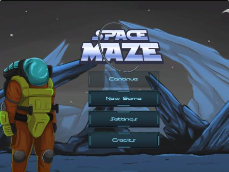 Space Maze: Artifact скриншот